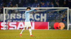 Ada Secuil Kesedihan Sane pada Kemenangan City atas Schalke