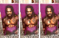Pasang Foto Seksi Jason Momoa, Biskuit Pramuka Ini Laris Manis