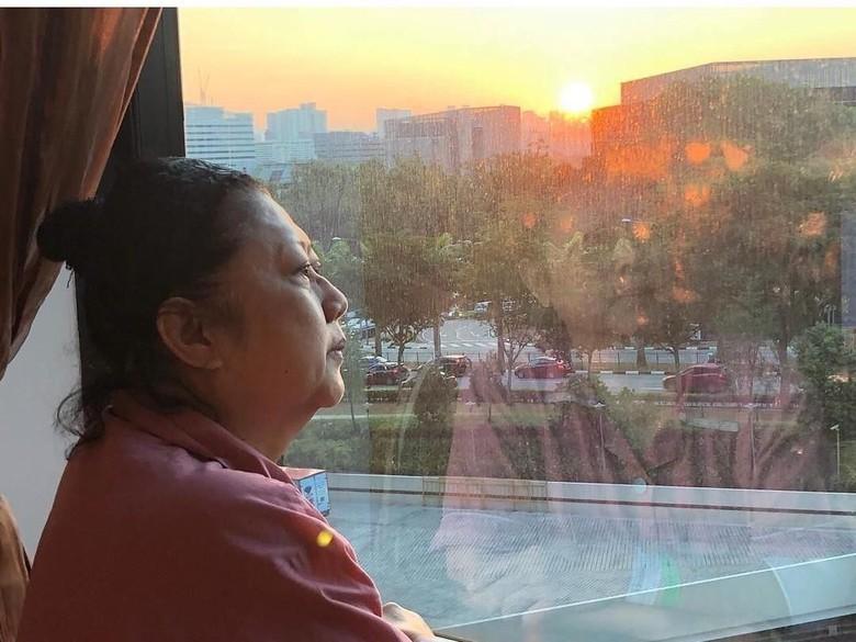 Jokowi dan Iriana Terbang ke Singapura Jenguk Ani Yudhoyono Siang Ini