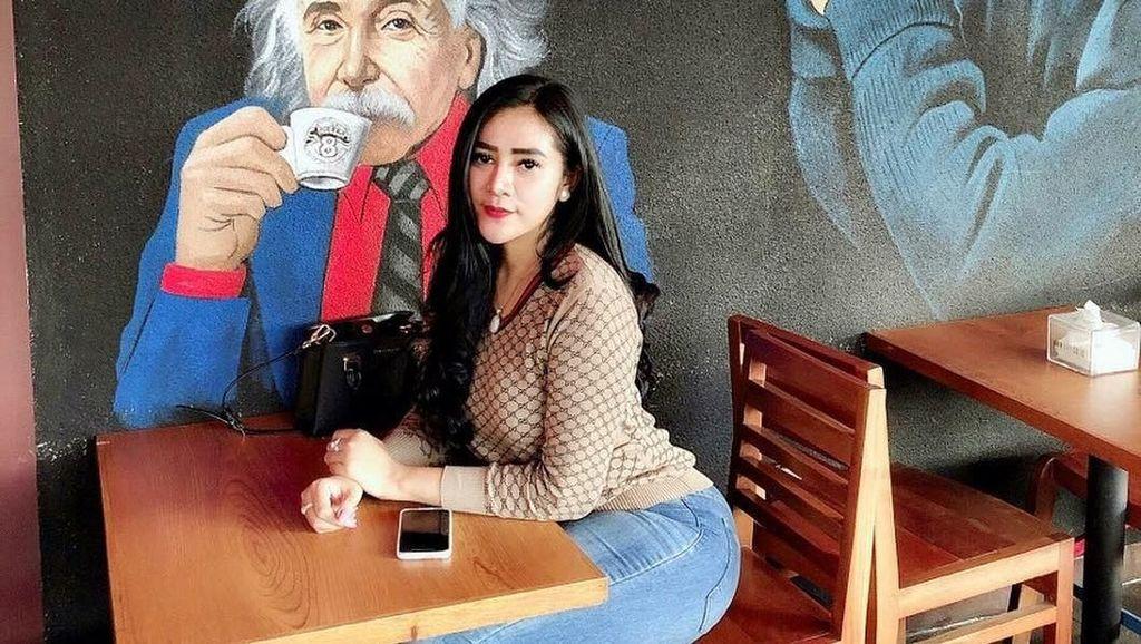 Momen Kulineran Vernita Syabilla, Sosok yang Dituding Pelakor