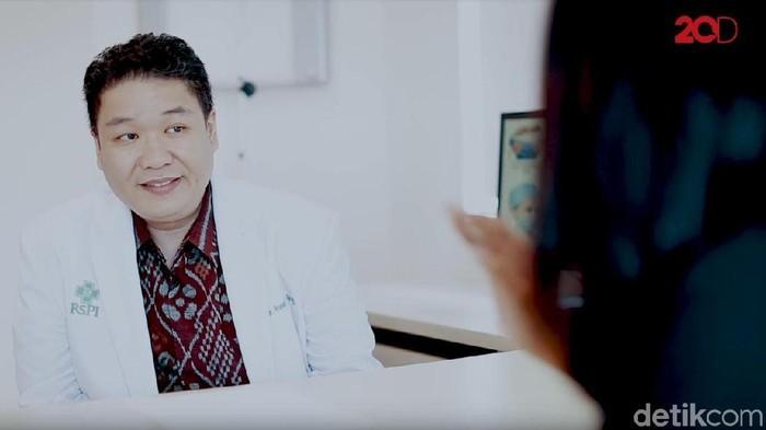 Dr Ronald.Foto: 20Detik