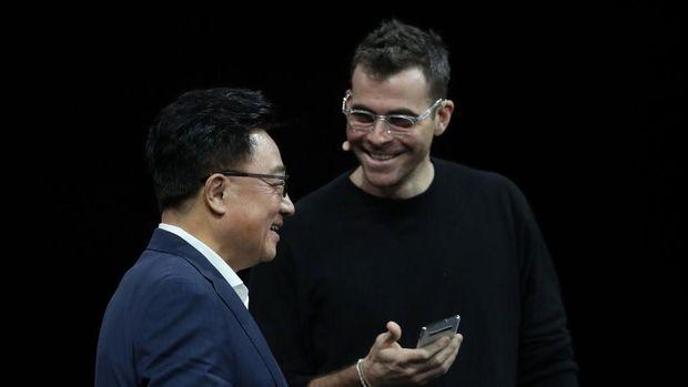 Mode Instagram, Salah Satu Kejutan Samsung Galaxy S10