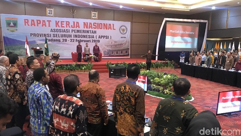 Gaji DPRD Rp 70 Juta, Gubernur Se-Indonesia Minta Naik Gaji