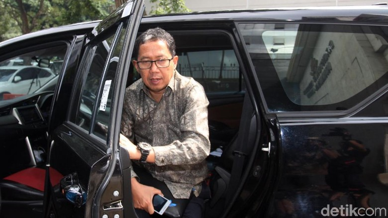 Joko Driyono Tak Ditahan Usai Diperiksa, Polri: Itu Keputusan Penyidik