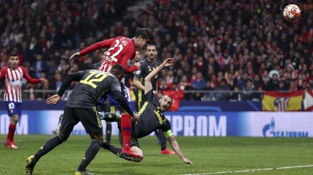 Bikin Gol di Sociedad vs Atletico, Morata Ancaman Juventus