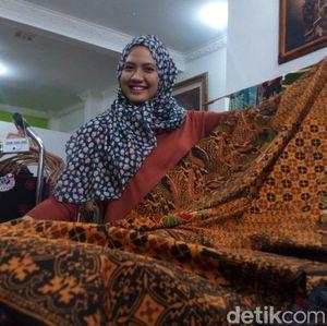 Batik Khas Ungaran Ini Jadi Idola Rini Soemarno hingga Sri Mulyani