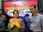 Pakai Uang Palsu Saat belanja, 2 Orang Ditangkap di Kota Tegal