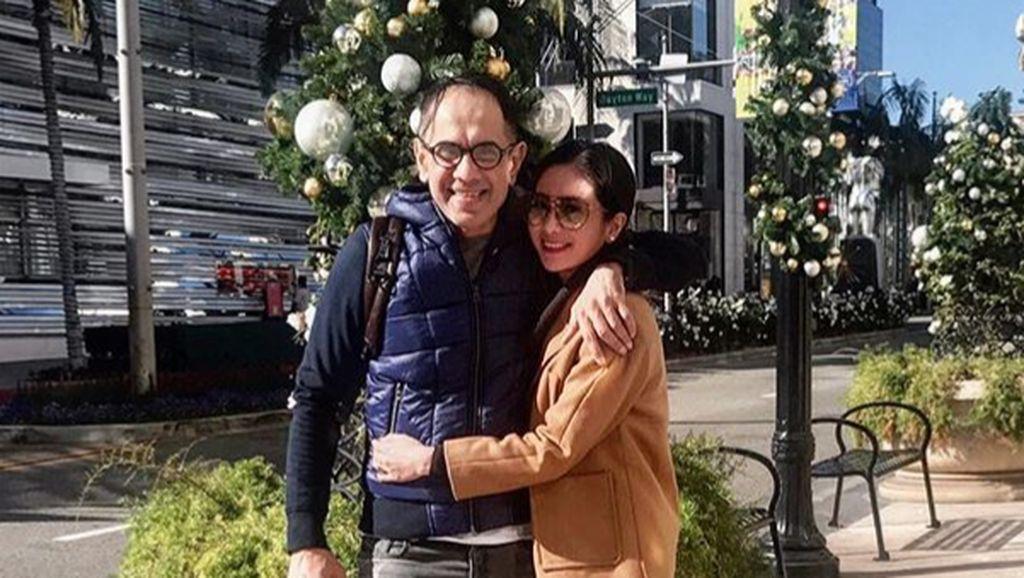 Sweet! Quality Time ala Bunga Zainal dan Suami Tercinta