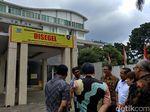 Disegel, Hotel Bintang 4 di Bandung Harus Dikosongkan Mulai Minggu