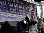 Titiek Soeharto Ikut Ramaikan Malam Munajat 212