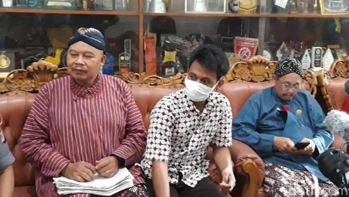 Murid di SMKN 3 Yogyakarta yang viral karena menantang gurunya sudah meminta maaf. (Foto: Ristu Hanafi/detikcom)