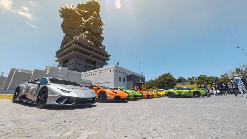 Jadi Merek Supercar Kondang, Lamborghini Pernah Dimiliki Orang Indonesia