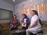 Saat Sara Djojohadikusumo dan Wanda Hamidah Bicara 'Pendidikan dan Korupsi'