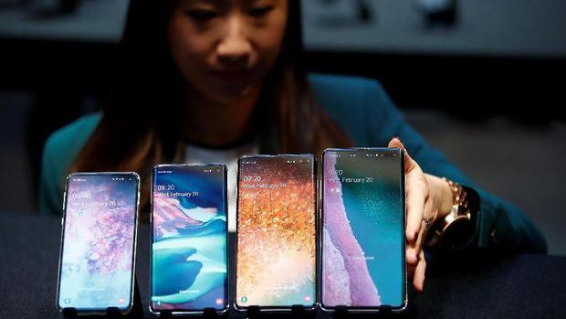 Baru Dirilis, Pengguna Samsung Galaxy S10 Mengeluh