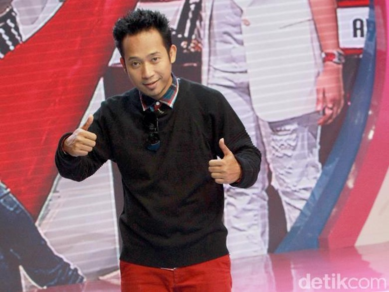 Foto: Denny Cagur (Dok. detikHOT)