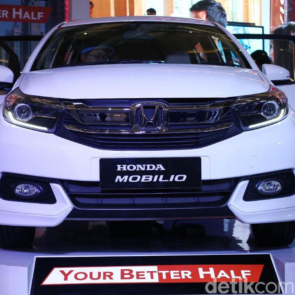Biar Tak Kalah dengan Avanza, Honda Permak Tampang Mobilio