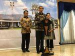 Bertolak ke Singapura, Jokowi Doakan Ibu Ani Segera Sembuh