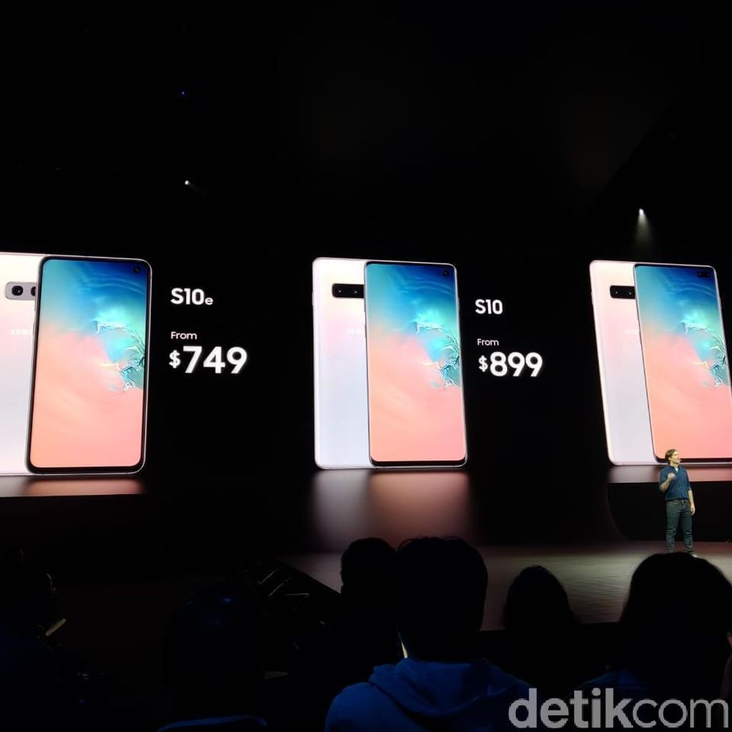 10 Fakta Samsung Galaxy S10