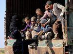 2.000 Warga Sipil yang Disandera ISIS Berhasil Dievakuasi