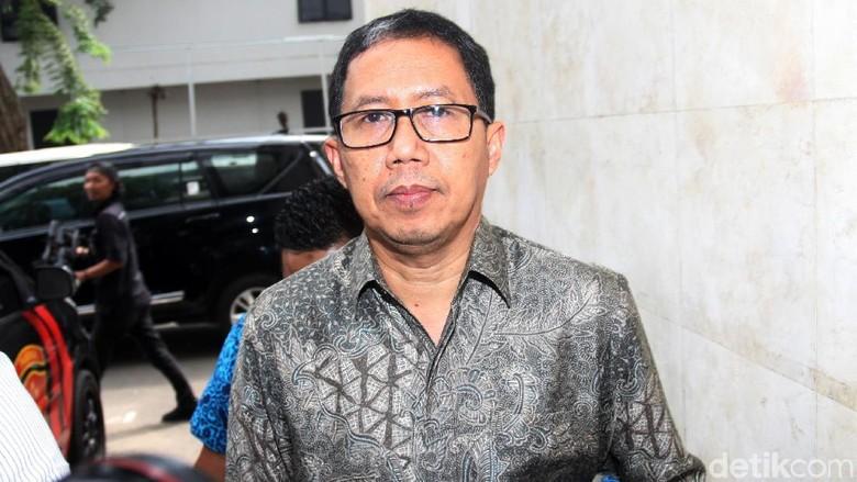 Kasatgas Antimafia Bola: Joko Driyono Ditahan