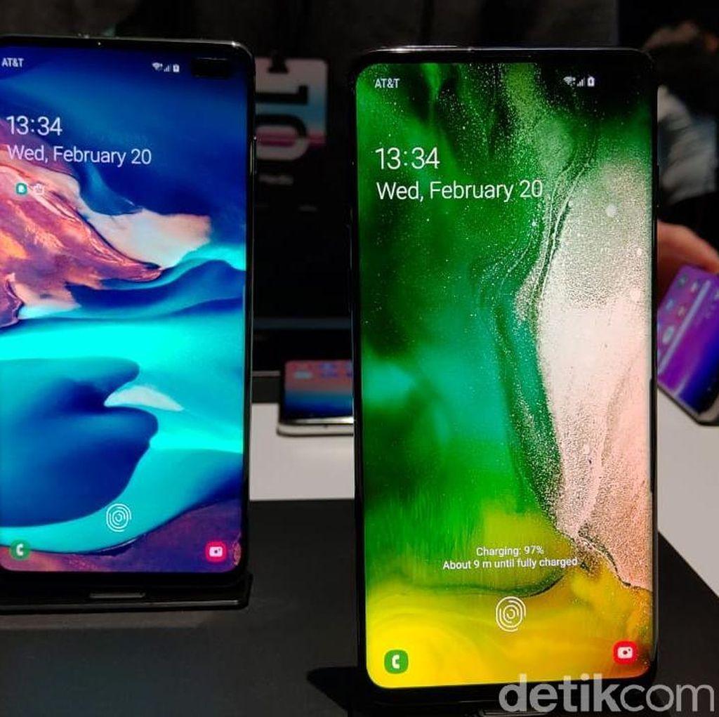 Samsung Pangkas Harga Galaxy S10 Sampai Rp 3,5 Juta