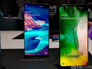 Yang Istimewa dari Samsung Galaxy S10