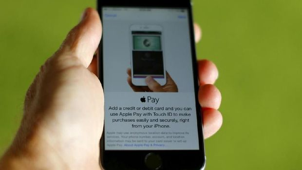Genjot Apple Pay, Apple-Goldman Bikin Kartu Kredit Virtual