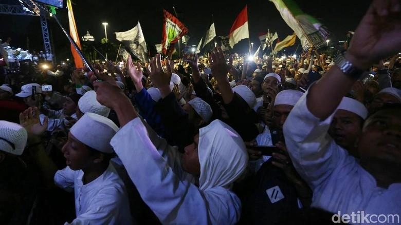 M Taufik: Munajat 212 Kepentingan Kesatuan, Tak Ada Urusan Politik