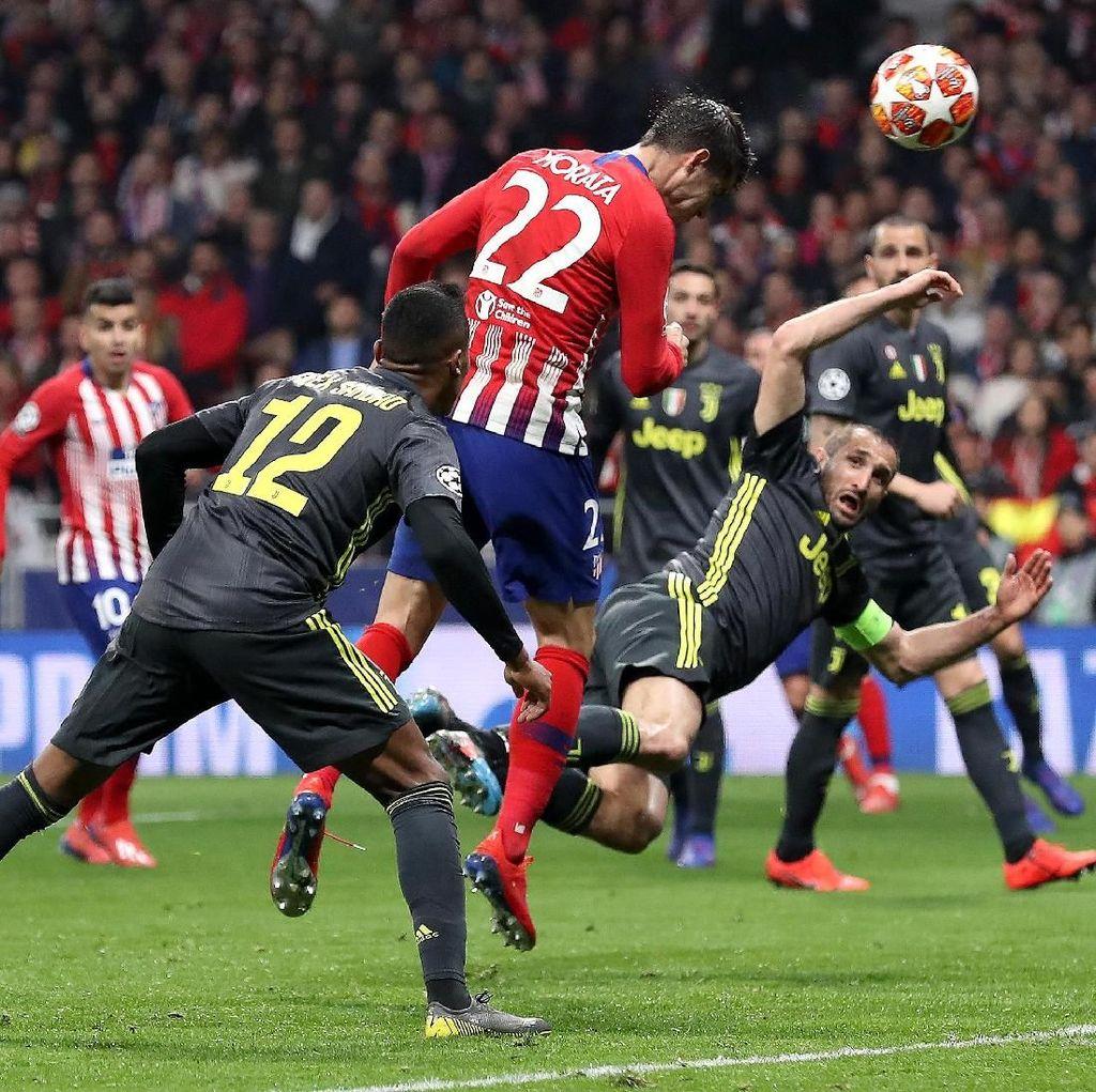 Kasihan Morata, Dua Golnya Dibatalkan VAR