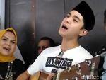 Al Lantunkan Hadapi dengan Senyuman untuk Ahmad Dhani
