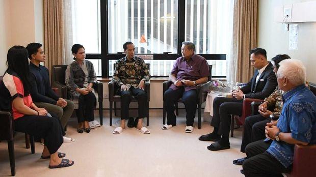 Annisa Pohan: Terima Kasih Presiden Jokowi, Perhatiannya Sangat Berarti