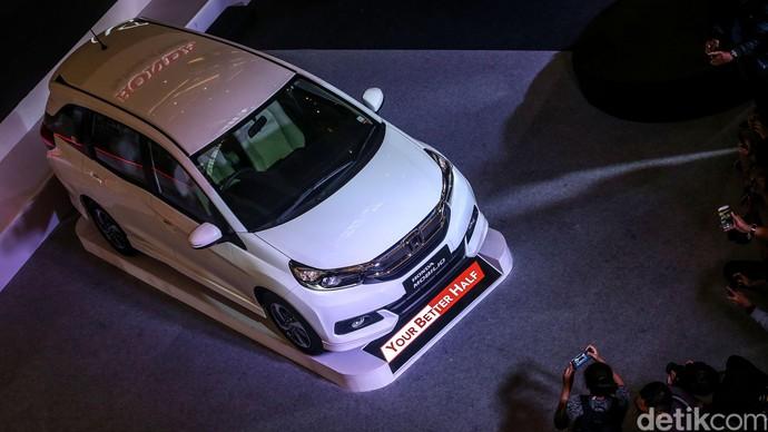 Tampang Anyar Honda Mobilio Pasca Dipermak