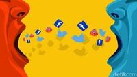 Facebook, Twitter dan YouTube Diminta Rombak Kebijakan Anti-Radikalisasi