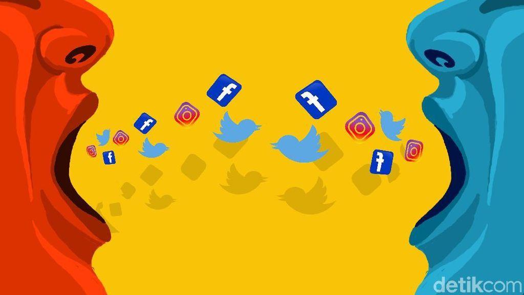 Tangkal Konten Kebencian, Uni Eropa Lebih Galak ke Facebook Cs