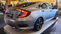 New Honda Civic 1.5 Turbo
