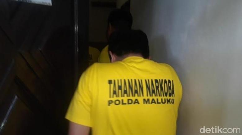 Nyabu di Rumah Dinas Wagub Maluku, Ajudan Ditangkap