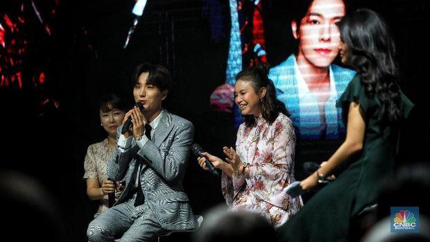 Kapan Duet Lee Teuk 'Super Junior' dan Rossa Dirilis?