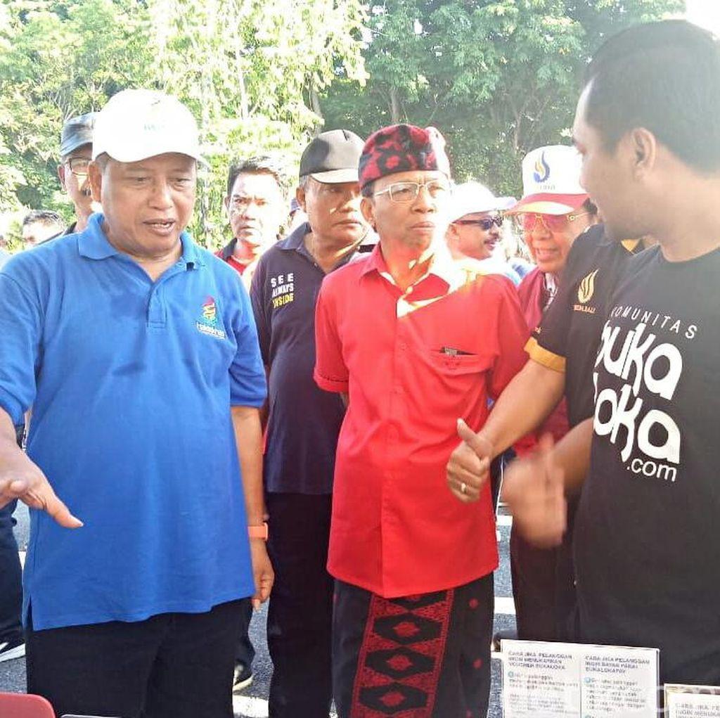 Dilaporkan karena Disebut Kampanye di Acara Polda, Koster Tak Masalah