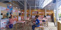 Unggah Foto Makan Sempolan, Kaesang Promosikan Food Court Madhang