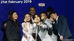 Leeteuk Berharap Bisa Lebih Ajaib untuk ELF Indonesia