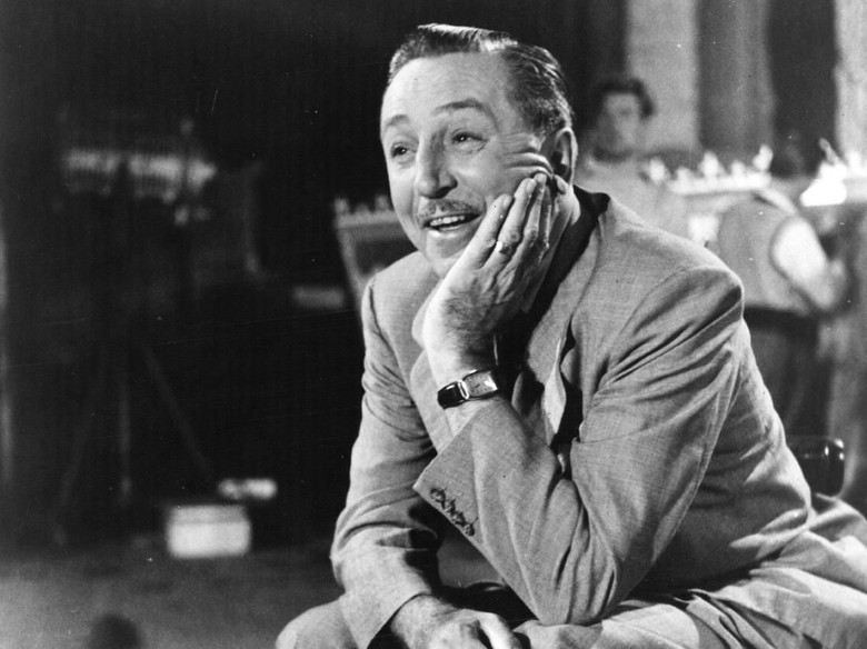 Walt Disney Foto: (Photo by Topical Press Agency/Getty Images)