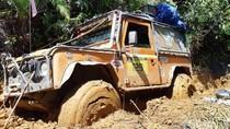 Indonesia Off-road Expedition 2019 Mendekati Akhir, Banyak Peserta Gugur