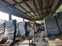 Purnatugas Bus PPD Tua Menanti untuk Dimutilasi