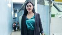 Vernita Syabilla saat ditemui di kawasan Trans TV, Kapten Tendean, Jakarta Selatan pada Rabu (20/2) lalu. Pool/Ismail/detikFoto.