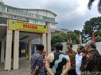Langgar Izin, Hotel Bintang 4 di Bandung Disegel