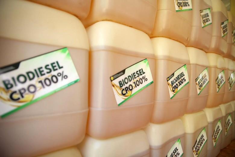 Biodiesel B100. Foto: Istimewa/Kementerian Pertanian