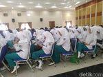 Jaksa Ajak Calon Bidan dan Perawat di Ciamis Tangkal Hoaks