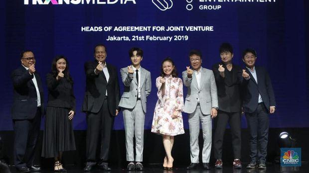 Digandeng CT Buat Lahirkan I-Pop, Siapa SM Entertainment?
