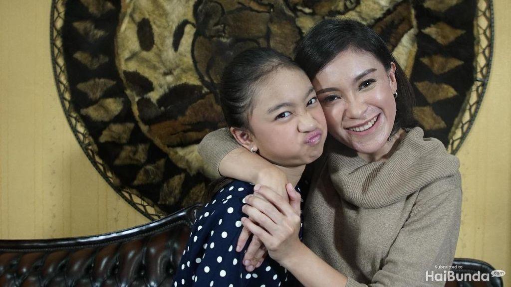 Curhat Istri Enda Ungu Saat Dibikin Nangis Putrinya