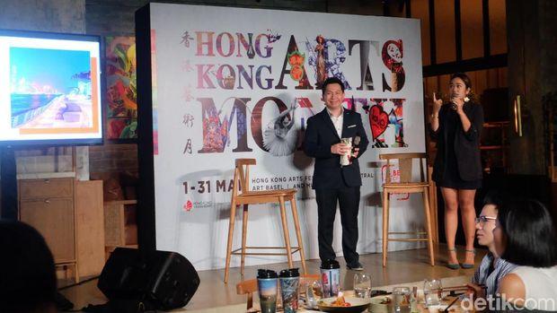 Hong Kong Arts Month Jadi Tempat Berkumpul bagi Seniman-seniman Asia